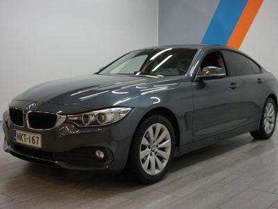 käytetty BMW 420 4-SARJA F36 Gran Coupe d A xDrive Edt (MY17) **ILMAINEN KOTIINKULJETUS**