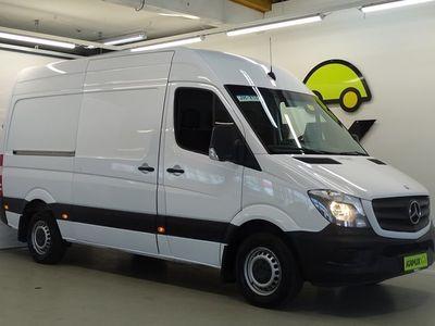 käytetty Mercedes Sprinter 313 BlueTEC Panel Van Automatisk, 129hk, 2015