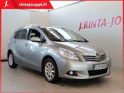 käytetty Toyota Verso 1,6 Valvematic Family 7p *** J. autoturva saatavilla, J. kotiintoimitus