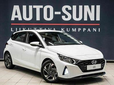 käytetty Hyundai i20 5d 1,0 T-GDI 100 hv 7-DCT Comfort #Automaatti #Peruutuskamera #Digimittaristo *** Tähän autoon 0% korko