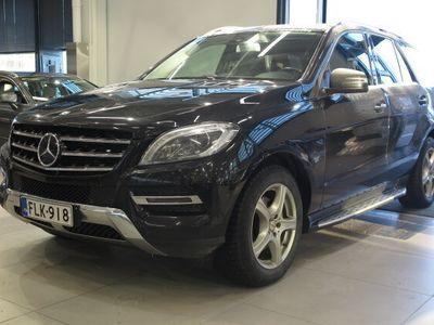 käytetty Mercedes ML350 BlueTec 4Matic Premium Business