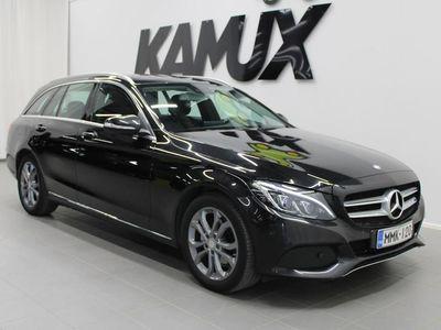 käytetty Mercedes C180 BlueTec T A Premium Business / Suomi-auto / Navi / Sport-penkit