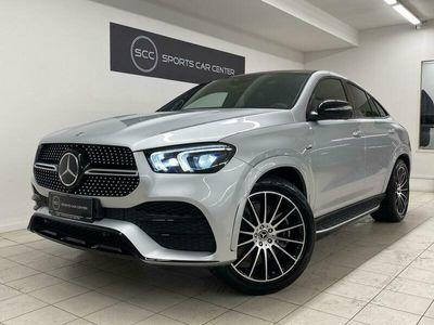 "käytetty Mercedes GLE350 de 4Matic EQ Power AMG, Airmatic, Distronic, Nappanahka, Panoraama, Burmester®, 360°, Night, 21"""