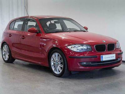 käytetty BMW 116 D E87 HB 5-ov Business, Vakionopeudensäädin, Hifipaketti, Isofix, 2 x renkaat