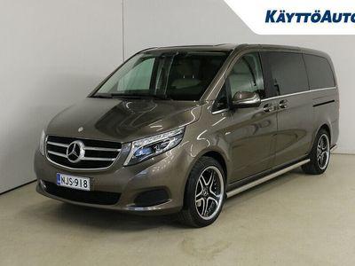 käytetty Mercedes V220 CDI KESKIPITKÄ A2 A