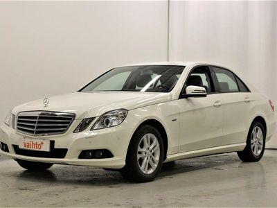 käytetty Mercedes E250 CDI BE Business 4d A