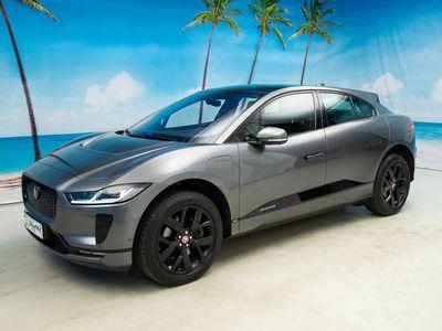 """käytetty Jaguar I-Pace EV 400 AWD SE. *Panoraama / Nahkasisusta / Navi* - """"Hullut avajaistarjoukset!"""""""