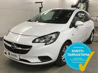 käytetty Opel Corsa *KOTIINTOIMITUS* 3-ov Enjoy 1,4 ecoFLEX S/S 66. Tarkastettuna, Rahoituksella, Kotiin toimitettuna!