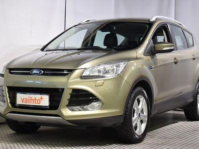 käytetty Ford Kuga 2,0TDCi 140 PowerShift AWD Titanium A