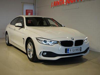 käytetty BMW 418 Gran Coupé F36 418d A *Urheiluistuimet*