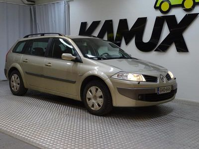 käytetty Renault Mégane Megane 5DBREAK 1.6 ** SUOMI-auto / Huoltokirja / Lohko **