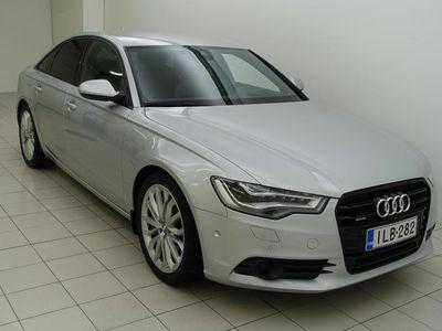 käytetty Audi A6 Sedan 3,0 V6 TFSI 220 quattro S tronic **Huippuvarusteet**