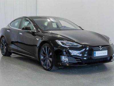 käytetty Tesla Model S 90D, CPO, Autopilot, Ilmajousitus
