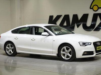 käytetty Audi A5 Sportback 2,0 TDI Clean Diese S-LINE l #140kw #Quattro #Näyttävä