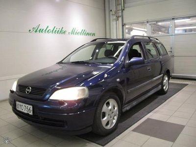 käytetty Opel Astra Caravan 1,6 100hv 16V Edition 2000
