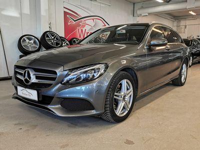 käytetty Mercedes C220 T D 9G-Tronic 4Matic Avantgarde, Led-valot, Panorama-katto, Blis ym...Rahoitus ja kotiintoimituskin!