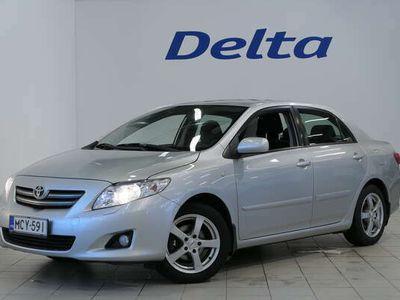 käytetty Toyota Corolla 1,6 Dual VVT-i Linea Sol 4ov