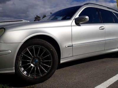 käytetty Mercedes 320