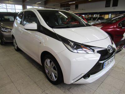 käytetty Toyota Aygo 1,0 VVT-i Edition 5ov 1-OM