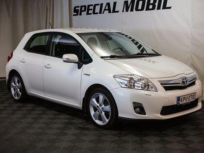käytetty Toyota Auris 1,8 HSD Linea Sol Plus 5ov
