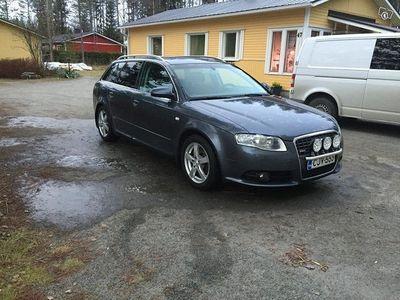 käytetty Audi A4 quattro 2.0tdi