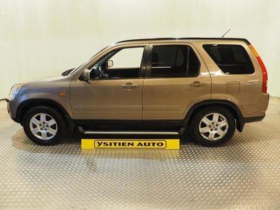 käytetty Honda CR-V 2.0i-Vtec ES 5d AT, juuri katsastettu.