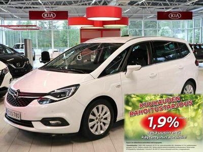 käytetty Opel Zafira Enjoy 1,4 Turbo ECOTEC 103kW AT6