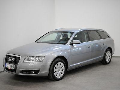 käytetty Audi A6 Avant Business 2,0 TDI (DPF) 103 kW - Xenon, Vakkari! Osamaksurahoituksen käsiraha alkaen 0 euroa!