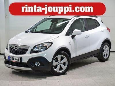käytetty Opel Mokka 5-ov Drive 1,4 Turbo 103kW AT6 - Webastollinen hyvillä varusteilla!