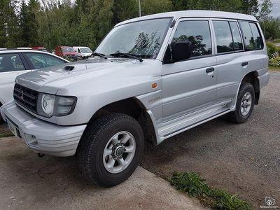 käytetty Mitsubishi Pajero
