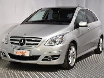 käytetty Mercedes B180 CDI Business A *HIENO VARUSTELTU SUOMIAUTO *