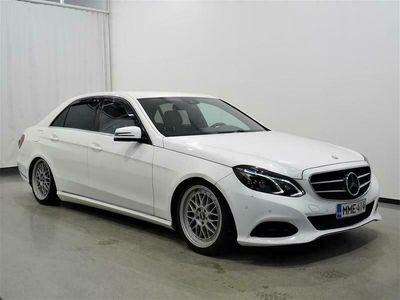 käytetty Mercedes E200 CDI BE A Premium Pro * RAHOITUS 0e KÄSIRAHALLA * BC RACING * JR VANTEET * WEBASTO * SUOMIAUTO