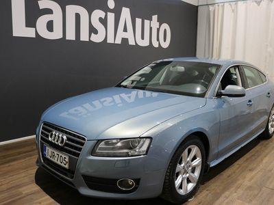 käytetty Audi A5 Coupé 2,0 TFSI 155 kW quattro S tronic-autom. ** Öljynkulutus remontti tehty **