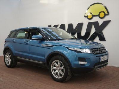 käytetty Land Rover Range Rover evoque 2,2 eD4 Pure **WEBASTO / VETOKOUKKU / BI-XENON**