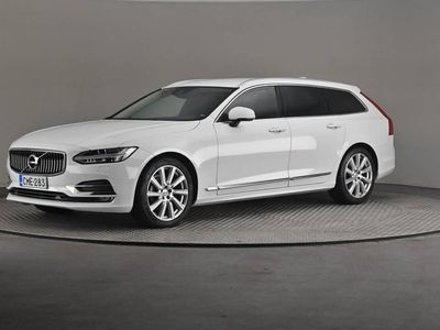 käytetty Volvo V90 D3 AWD Business Inscription A (MY20.1) -Varustepaketti Technic-