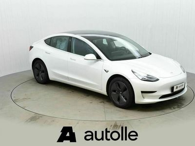 käytetty Tesla Model 3 *EDULLINEN!* LONG RANGE AWD / Vähän ajettu / Rahoituksella / Kotiin toimitettuna