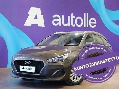 käytetty Hyundai i30 *KOTIINTOIMITUS* 1,4 T-GDI 140 hv 7-DCT Fresh WLTP. Tarkastettuna, Rahoituksella, Kotiin toimitettun