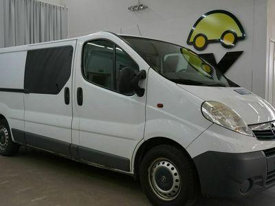 käytetty Opel Vivaro Van L2H1 2,0 CDTI 66kW/90hv M6 / Webasto / Vetokoukku / Ilmastointi