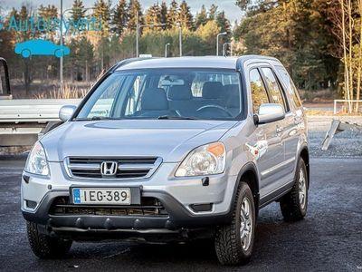 käytetty Honda CR-V 2.0i-Vtec ES 5d AT Juuri huollettu
