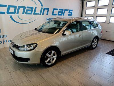 käytetty VW Golf Variant Comfortline Plus 1,4 TSI 90 kW (122 hv) DSG