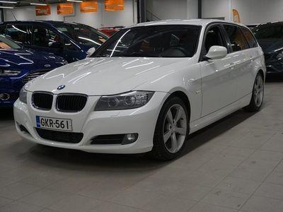 käytetty BMW 320 320 d Farmari (AC) 4ov 1995cm3 ** Xenon / Tutka / AUX **