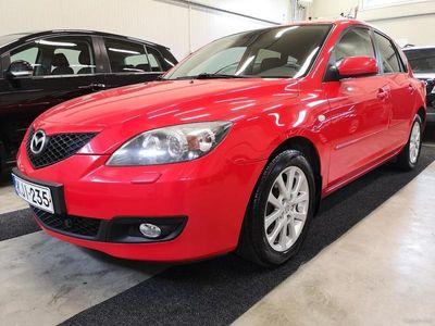käytetty Mazda 3 1.6 TD Touring Business 5ov (N81)