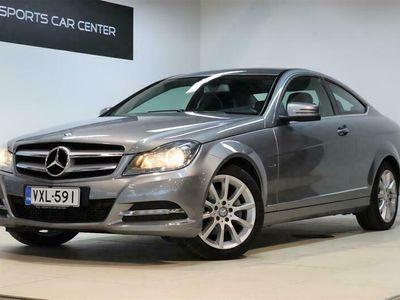 käytetty Mercedes C250 BE Coupé Aut. 150kW Aj