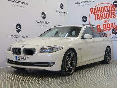 käytetty BMW 520 d Sport A F11 Touring / Suomi-Auto! / M Sport alusta / Rahoitus / Vaihto