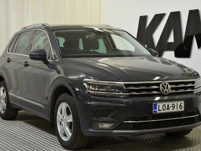 käytetty VW Tiguan Highline 2,0 TDI SCR 110 kW (150 hv) 4MOTION DSG-automaatti / TULOSSA!