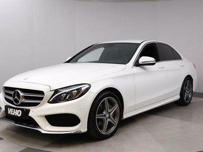 käytetty Mercedes C220 d Edition 4MATIC AMG