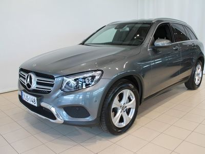 käytetty Mercedes GLC220 d 4Matic A Premium Business