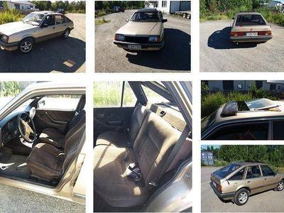 käytetty Opel Ascona 1,3 vm 1984