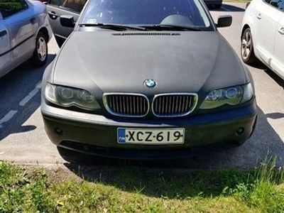 käytetty BMW 330 xi