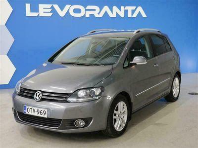 käytetty VW Golf Plus Highline Life 1,2 TSI 77 kW (105 hv) DSG-automaatti *** Halpa rahoitus 0,99%